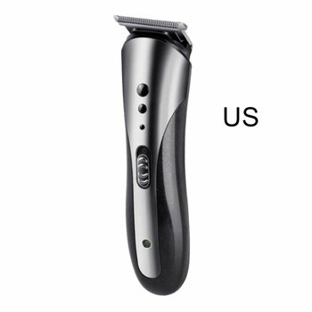 Kemei 3-In-1 Rechargeable Electric Hair Trimmer All-in-One Clipper Razor Beard Shaver Men's hair clipper razor nose hair device rechargeable hair trimmer km1407 waterproof hair clipper nozzle electric shaver beard nose ear shaver 3 in 1 trimmer tool