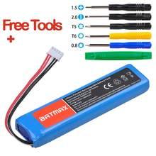Batterie Li-ion Rechargeable 12000mAh, GSP0931134, avec outils pour JBL XTREME, haut-parleur Bluetooth