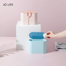 Trash-Can Cleaning-Tools Desktop Rubbish Small Garbage-Can-With-Lid Household Mini Jo-Life