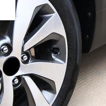 Lsrtw2017 Aluminum Alloy Car Wheel Hup Valve Cap for Kia K2 K3 K4 K5 Kx5 Sportage Forte Rio Interior Mouldings Accessories lsrtw2017 car door edge anti collision strip trims for kia k2 k3 k4 k5 kx5 sportage forte rio interior mouldings accessories