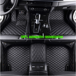 De coche alfombrillas para bmw g30 e30 e39 e36 e34 e46 e60 e90 f10 f15 f20 f30 x1 x5 e53 e70 e87 x3 e83 alfombras de piso para los coches