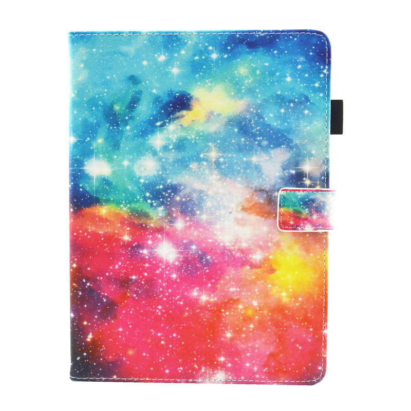 14 Brown Cute Unicorn Cat Case For iPad 10 2 Case 2019 Tablet Cover For iPad 10 2