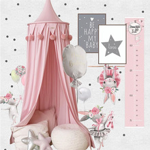 Bed-Canopy Tent Baby Crib Mosquito-Net Room-Decor Kids Bed for Cunas Para El-Bebe