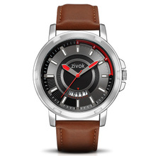 Hot Sales MEGIR Top Brand Watches Men Military Fashion Sports Clock Calendar Creative Dial Leather Quartz Wrist watch