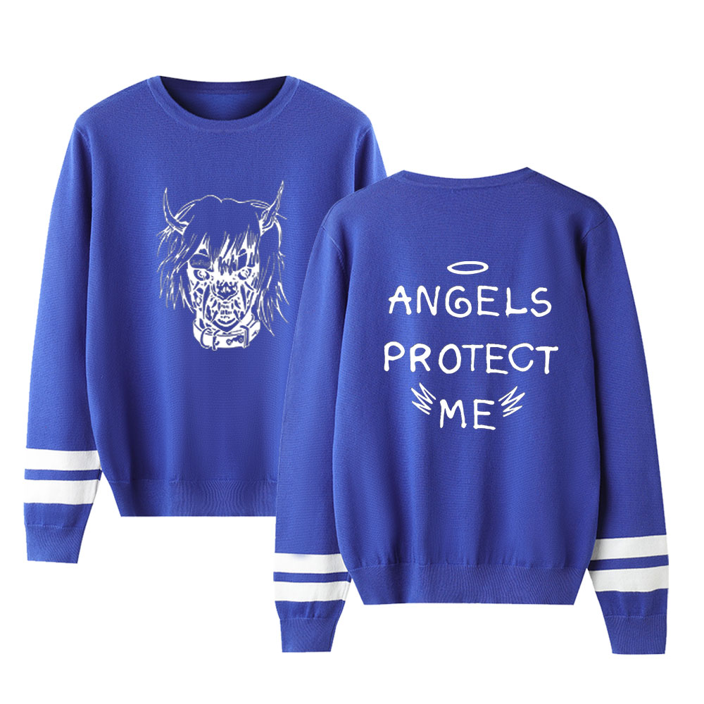 Lil Peep New Listing Lovers Sweater Sweater Autumn O-neck Knitted Long Sleeves Sweater Fashion Print Quality Women Warm Pullover
