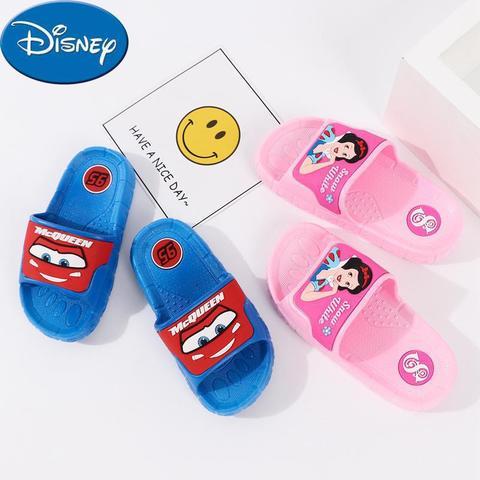 original disney chinelos das criancas verao nova princesa sophia bebe interior meninos casa antiderrapante sandalias