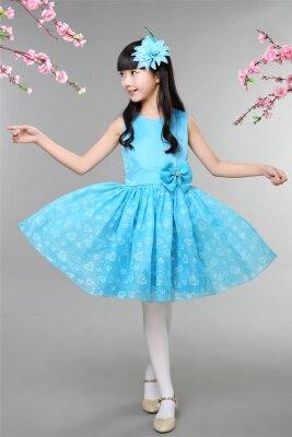 Балетный костюм, одежда для хора, платье саронга, пышная балетная юбка принцессы для девочек, костюм для мальчиков, желтый костюм для выступлений - Цвет: 7