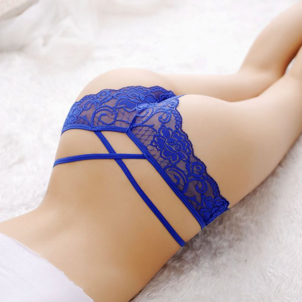 Sexy Erotic Lace Underwear   Panties   for Women Ladies Sexy Bandage Transparent Hollow Seamless Thongs G-strings Briefs Lingerie