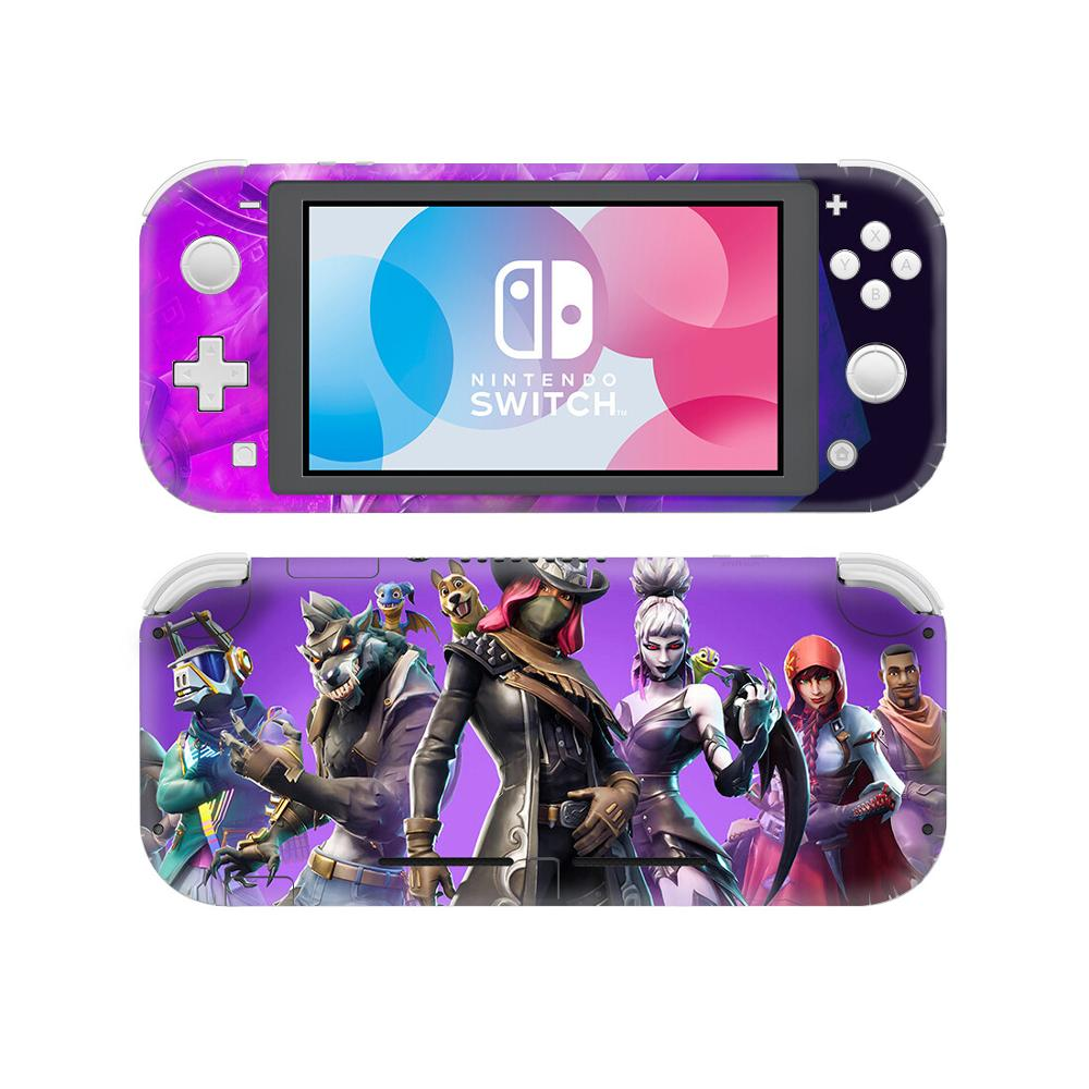NintendoSwitch Skin Sticker Decal Cover For Nintendo Switch Lite Protector Nintend Switch Lite Skin Sticker Accessories