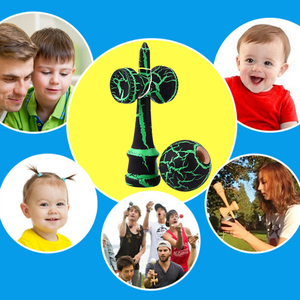 Image 5 - Kid Kendama Toy Wood Educational Toy Kendama Skillful Juggling Ball Toy For Children Adult Birthday Christmas Gift Toy