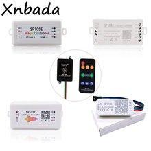 Led רצועת אור בקר SP105E/SP106E/SP107E/SP108E/SP110E עבור WS2812 SK6812 WS2811 WS2813 WS2815 קסם led קלטת