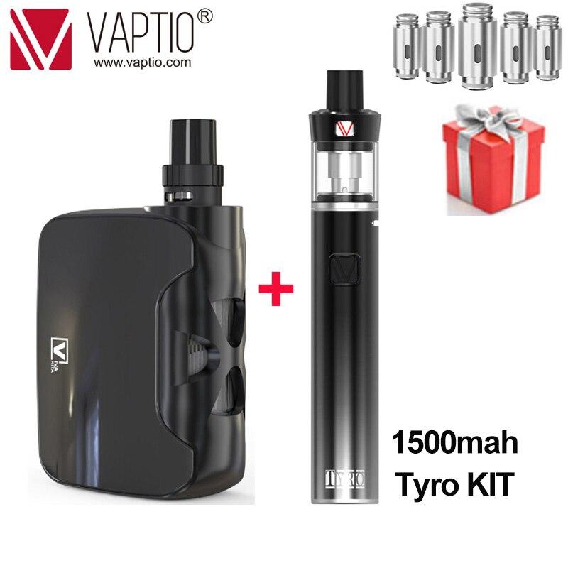 Electronic Cigarette VivaKita Vape Kit Fusion 1500mah 50W All-in-one Vaporizer Vape Mod 0.25ohm Built In Evaporator Dropshipping