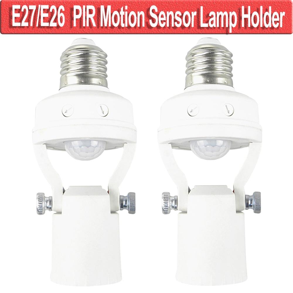 Rotatable Motion Sensor Light Lamp