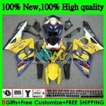Корпус для SUZUKI GSXR-1000 GSX R1000 GSXR 1000 CC 05 06 42BS. 20 CORONA синий GSX-R1000 1000CC 05 06 K5 GSXR1000 2005 2006 обтекатель