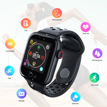 Smart Watch Blood Pressure Heart Rate Monitor IP67 Fitness Bracelet Watch Smartwatch for IOS Android 2018 new s9 nfc mtk2502c smartwatch heart rate monitor bluetooth 4 0 smart watch bracelet wearable devices for ios android