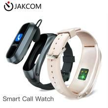 JAKCOM B6 inteligentny zegarek do zegarka pasuje do zegarka inteligentny zespół 5 smartfonów telefony android bransoletka stratos globalna galaktyka
