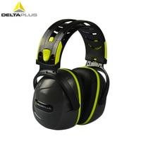 Deltaplus Ohr Protektoren Noise proof Ohrenschützer Für Arbeit Studium Schlafen Noise reduzierung SNR33dB Schalldichte Schutz Ohr muffs-in Gehörschutz aus Sicherheit und Schutz bei