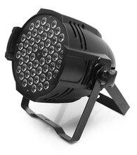 Светодиодный прожектор par 54 светодиода dj led rgbw для дискотеки