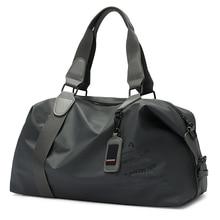 Gym-Bags Yoga-Mat Sport-Bag Women Handbag Shoes Compartment Travel Training Fitness Waterproof