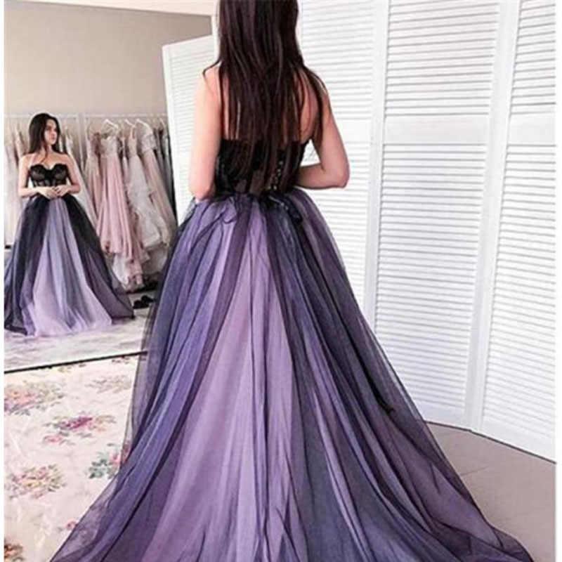 Vestido de festa 2020 Formali Africano Abiti Da Ballo Tull Vestito Da Promenade Lungo Della Principessa di Laurea abiti Più Il formato vestido de formatura