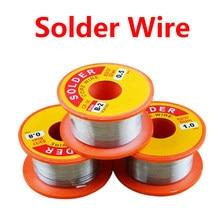 63/37 CF-10 50G Solder Wire Tin Model B Clean Rosin Lead Core Welding Soldering Iron Reel Flux 2% 0.5/0.6/0.8/1.0/1.2/1.5/2.0mm