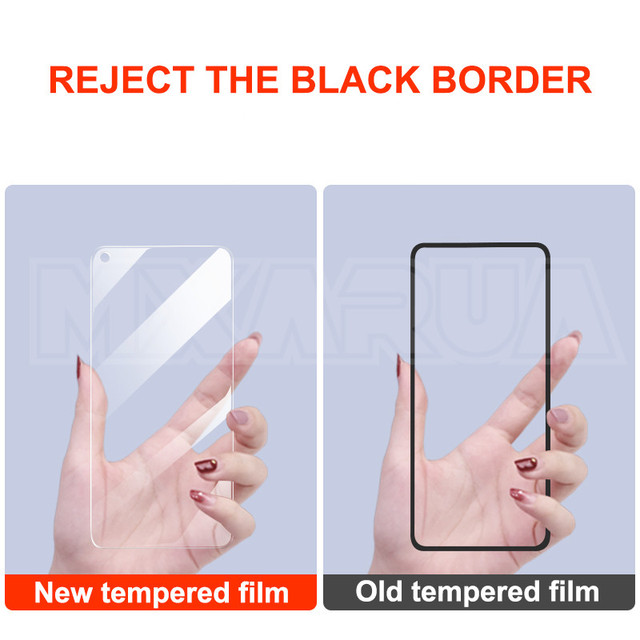 9D Full Protective Glass For Huawei Honor 30 20 10 Lite V30 V20 V10 Tempered Glass Honor 9 8 Lite 30i 20i 10i Screen Protector 3