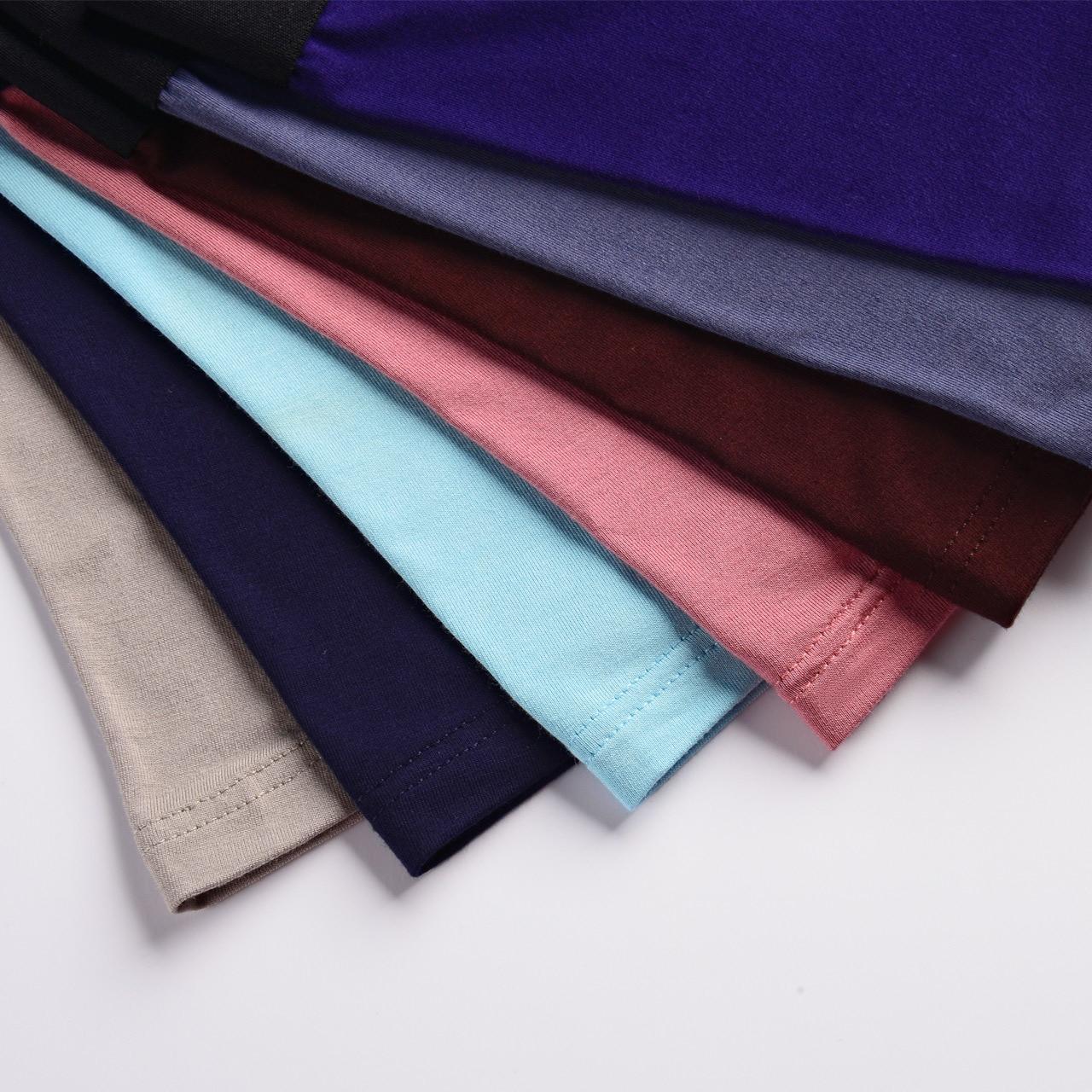 Men's Mid-Waist Knit Solid Color Boxer Briefs New Large Size Men U Convex Design Underwear School Flat Feet 3D Men's Underwear