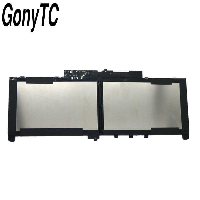 J60J5 7,6 V 55Wh оригинальный ноутбук Батарея MC34Y 242WD 1W2Y2 J60J5 для Dell Latitude E7270 E7470 ноутбук планшет