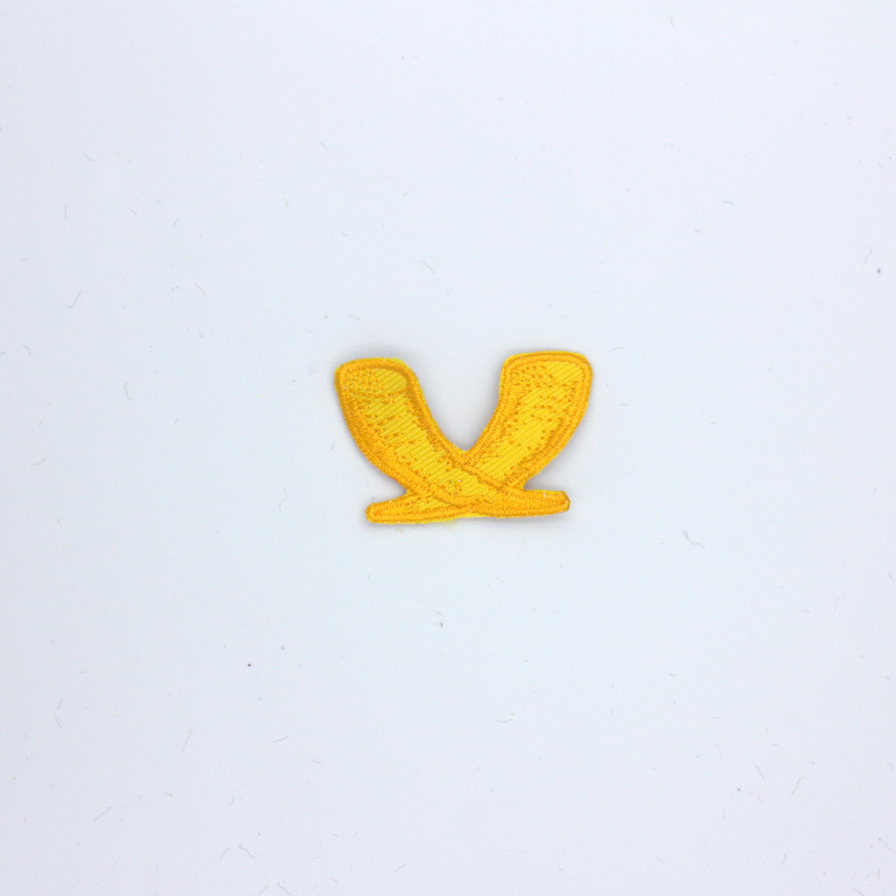 Remendo emblemas bordado applique costura ferro no emblema roupas vestuário acessórios e