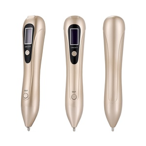 Image 3 - 9 Level LCD Black Spot Remover Mole Tattoo Removal Laser Plasma Pen Machine Facial Freckle Tag Wart Removal Skin Care