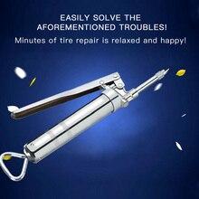 цена на Car Tire Repair Kit Outdoor Self-driving Emergency Vacuum Tire Fast Repair Tool Inner Tube Tire Repairer Tire Repair Glue