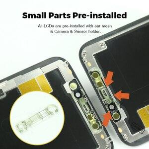 Image 2 - IPhone X XS Max XR için LCD ekran Tianma AMOLED OEM iPhone X için Digitizer ile ekran meclisi