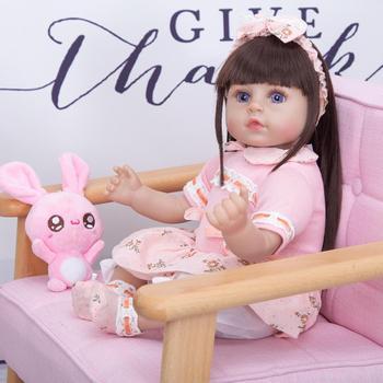 Кукла-младенец KEIUMI 18D30-C408-T21 3