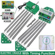 Электрическая колыбель контроллер Колыбель драйвер Свингер с внешней функцией синхронизации мощности практичная Колыбель драйвер колыбели контроллер
