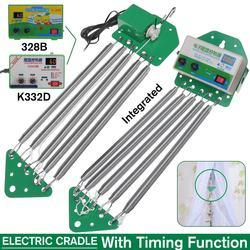 Elektrische Wiege Controller Cradle Fahrer Swinger mit Externe Power Timing Funktion Praktische Wiege Fahrer Cradle Controller