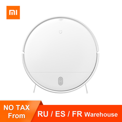 Xiaomi Mijia Robot Vacuum Cleaner G1 Wet Mopping Auto Sweeping Dust Sterilize 2200PA Cyclone Suction Smart Planned Map MJSTG1