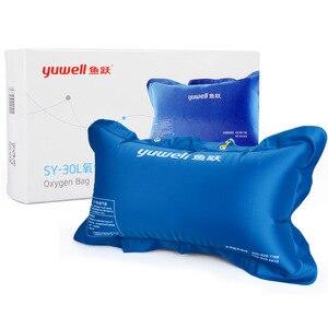 Image 2 - Yuwell 30L кислородная Подушка медицинская кислородная сумка медицинская транспортная сумка концентратор кислорода аксессуары генератора