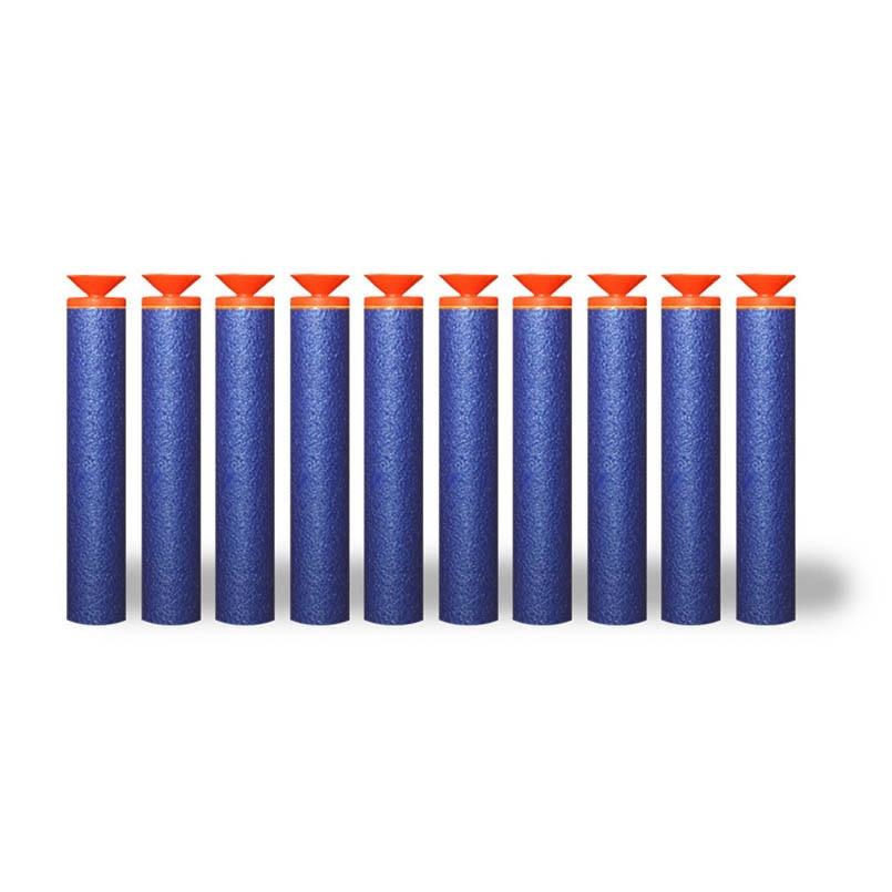 50/100 kosov 7,2 cm EVA mehke naboje za Nerf Blasters votle luknje za - Zabava in šport na prostem - Fotografija 5