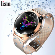 KW10 Smart Watch Women smart band Waterproof Smartwatch Heart Rate Monitoring Bluetooth For Android IOS Fitness Fashion Bracelet