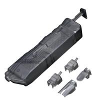 Airsoft Plastic BB Speed loader 250 Rounds for 4.5MM Tactical Military BB Loader Paintball Accessories Outdoor Hunting