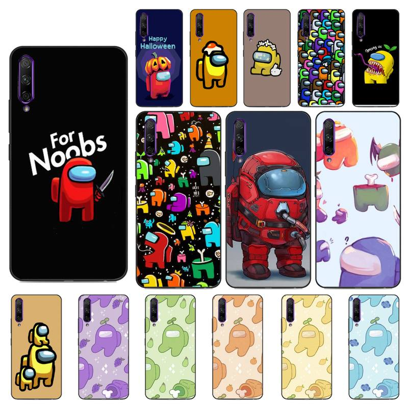 Чехол для телефона YNDFCNB «Игра среди нас» для Huawei Y5 II Y6 II Y5 Y6 Y7 Prime Y7Plus Y9 2018 2019