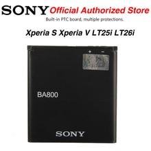 Original Sony 1700mAh Battery BA800 For SONY Xperia S Xperia V LT25i LT26i franz treller die besten wildwestromane