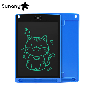 Sunany Lcd Writing Tablet 8.5'' Inch Electronic Drawing Writing Board Graphics tablet ultra-thin tablet for drawing with pen(China)