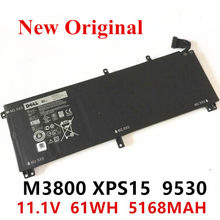 New Original Laptop replacement Li-ion Battery for DELL Precision M3800 XPS15 9530 T0TRM 11.1v 5168mAh 61wh стоимость