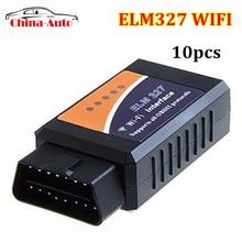 ELM327 Wifi V1.5 10 pièces/lot