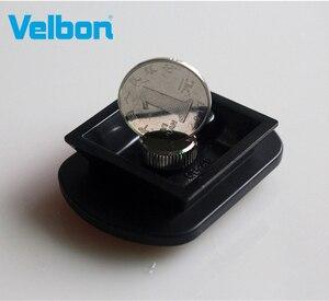 Image 4 - Velbon QB 46 Quick Release Plate for EX 430/440/444/530/540/630/640,FHD 53D EX Series Tripods