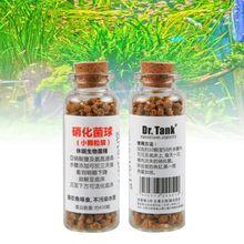 Nitrifying Bacteria Ball Microbial Balls Aquarium Fish Tank Water Stability Shrimp Food Activation Improvement Supplies microbial