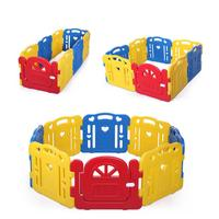 Baby Playpen 8 Panel Kids Activity Gear Environmental Protection EP Safety Play Center Yard Home Indoor Outdoor Fence New TY0431