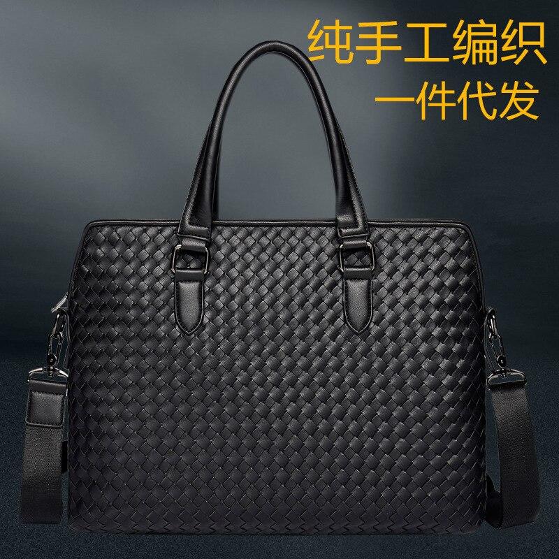 Yesetn Bag 080519 Business Single Shoulder Bag Briefcases Tote Bag