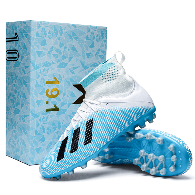 Original Training Soccer Sneakers Speedmate FG Football Boots Comfortable Soft Breathable Soccer Cleats Academy Artificial Grass 1